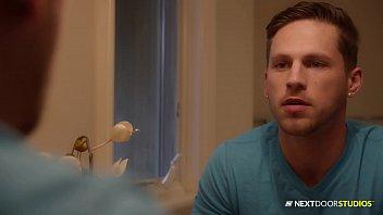 NextDoorBuddies - Roman Todd Psyches Himself Up To Make His Move