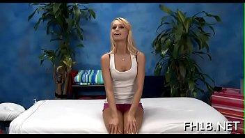 Sensual blonde lady Erica Fontes fucked deep thumbnail
