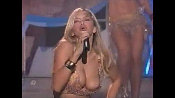 Adult tv show clips Russian pop stars group виа гра , erotic public show