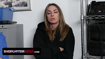 Jaimie Vine Gets Her Cougar Pussy Fucked For Shoplifting Precious Jewelry 10 min