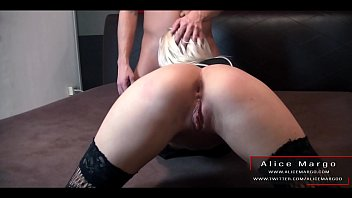 Beauty Round Butt Jump on My Cock! Big Cumshot! AliceMargo.com
