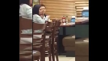See man turban and restaurante dennys