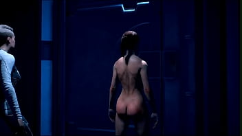 Mass Effect Andromeda - Nude Mod - uncensored