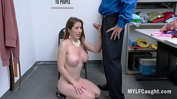 MILF Knows How To Escape From Cop- Bianca Burke