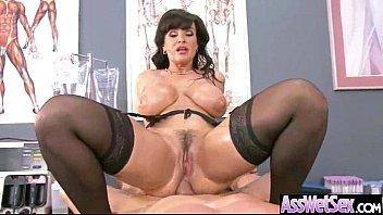 Huge Ass Girl Get Her Behind Deep Nailed movie-14