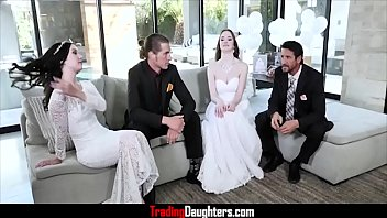 Dads Fuck Daughters One Last Time Before Wedding- Hazel Moore And Jazmin Luv thumbnail