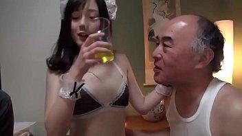 Hot girl and old man Full http://turboagram.com/BGWE 10 min