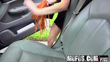 Mofos - Stranded Teens - (Shae Celestine) - Roadside Sex With Teen Cutie
