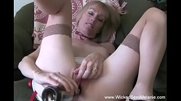 MILF Needs Young Cock To Be Happy