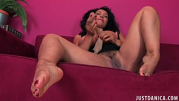 Donnas sexy legs and feet Danica collins - foot worship