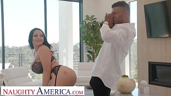 Naughty America - Payton Preslee wants her friend's Husband to photograph her naked... and then fuck her with his big ass cock!