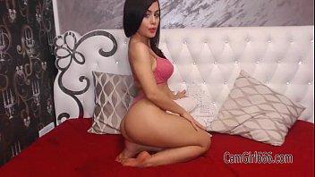 Beautiful babe Georgiana Vasile teasing on CamGirl666.com