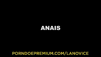 LA NOVICE - Hot amateur French teen Anais enjoys pussy and ass fuck thumbnail