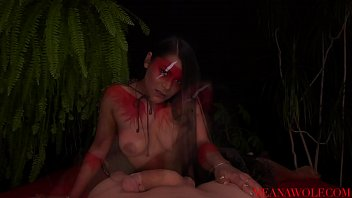 Pornstar tribal armband - Meana wolf - impregnation fantasy - amazon breeding ritual