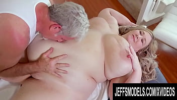 Heavenly BBW Martini Maacrgo Has Her Exquisite Body Worshipped And Massaged