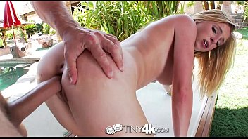 Tiny4k - Bikini Babe Taylor Whyte Gets Impaled By A Monster Cock