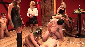 Mistresses' Party - Goddesses Need  To Relax After Hard Day
