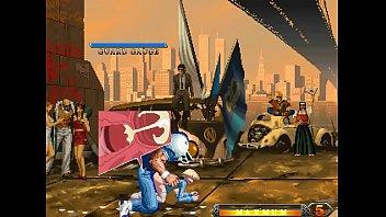 เกมโป๊สุดเงี่ยนเปลี่ยนจากการสู้กันมาเย็ดกันเสียวการ์ตูน xxx