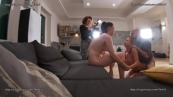Veronica Leal - Keira Flow LESBIAN DETAINED ANAL PUNISHMENT behind the scenes 1