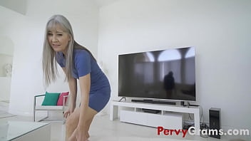 My Busty Grand-mom Rewards Me Inappropriately- - Leilani Lei