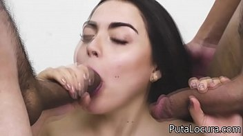 Bukkake with 29 cumshots for the Chilean Dafne Bachelet