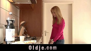 Tight young assholes Cum eating russian teenie ass fucked by the old repairman after oral sex