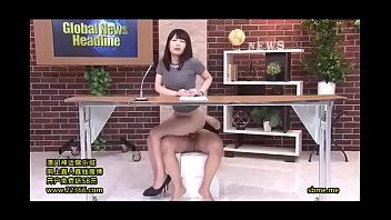 News pic sex Japanese news reporter fuck mini compilation 3