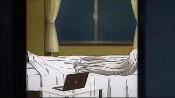Yosuga No Sora (Sora Masturbation Scene)