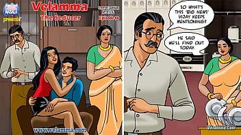 Velamma episode 90 the seducer...