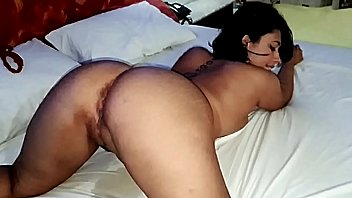 Brazilian Bbw Doce Lola fucking with Leo Ogro squirt on sex and vomit sucking cock