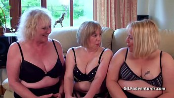 Older bigger blondes with younger cock...