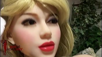 6YE Belle sex doll 140cm