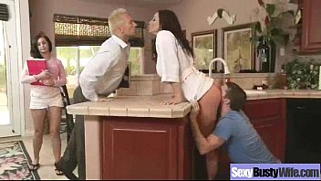 (kendra lust) Wife With Big Melon Tits In Sex Act clip-22