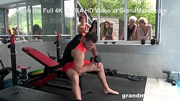 Worn Out Grannies just Wanna Stretch 10 min