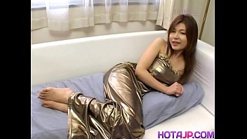 Sexy masturbation by hot Yukari