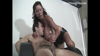 Minka porn videos - Minka footfucks a guy