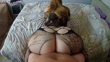 Cum Inside My Step Sister And Keep Fucking Her Big Ass!