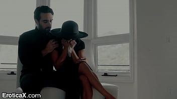 Slutty Asian Widow Fucks Her Brother In Law - EroticaX