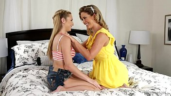 Cherie DeVille and much younger Taylor Whyte