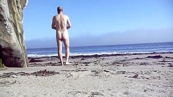 Visiting a Nude Beach