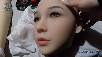 Sex Doll 101: Piercing Doll Ears 7 min