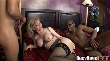 Flower tucci black dick - Interracial ass milfs alana evans, flower tucci, nina hartley, anjanette astori
