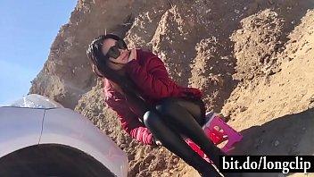 หนังโป๊ออนไลน์สาวจีนเล่นเสียวกับแฟนหนุ่มนอกบ้าน จอดรถยืนเย็ดกันอย่างเสียว
