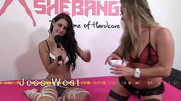 Shebang.tv - Amanda Rendall & Jess West