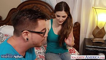 Naked naughty neighbor pic - Busty brunette molly jane fuck her neighbor