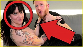who is SHE? tattooed MODEL surprises a FAN.. at his HOTEL! THREESOME! (Nov 2, Brazil)