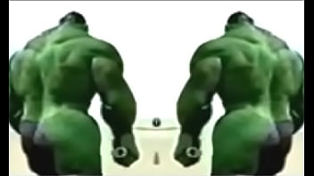 Double The Hulk, Double The ASS!!!
