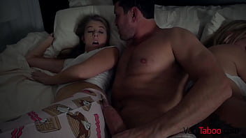 Daddy Helps Teen Daughter With Her Nightmares- Alyce Anderson