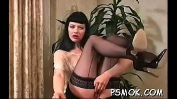Smoking nude in pussy Irresistible babe smoking a cigarette nude in armchair