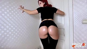 Big Ass Babe Blowjob Dick and Hard Doggystyle - Cum on Pussy POV 6 min